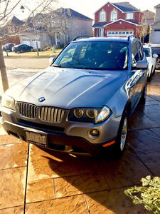2007 BMW X3.0si SUV, Crossover: Excellent condition: Quick Sale