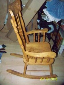 Rocking Chair, Hand made by Aumish