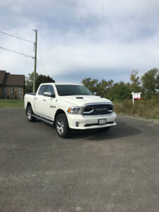 2017 Ram 1500 Limited 6000KMS!!! Smells New. MINT MINT