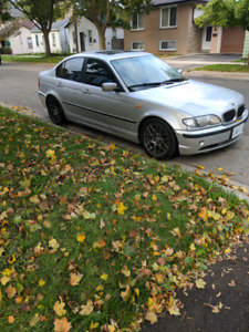 2004 330i e46 for sale / part out