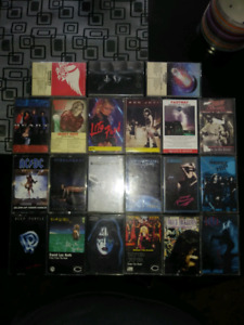 80's cassette tapes for sale