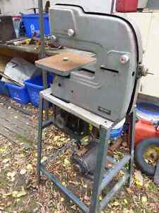 Sears Cast Iron Bandsaw