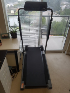 Exerpeutic 100 XL Manual Treadmill - $175 (North Delta)