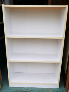 White Bookcase in great shape