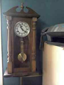 Mechanical Wall Clock - Like New - With Key London Ontario image 1