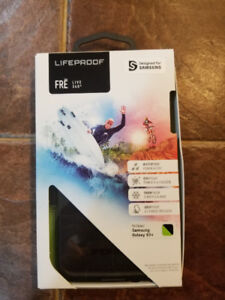 BRAND NEW Lifeproof FRE case for Samsung Galaxy S9+