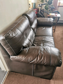 Leather sofas for sale