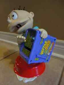 RUGRATS TOY TOMMY PICKLES TALKING DOLL BATTERY OPERATED London Ontario image 7
