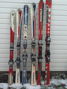 Used skis, snowboards, snow blades and boots for sale or trade