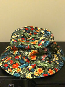 Funky Floral Hat