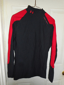 under armour shirts ladies large and small