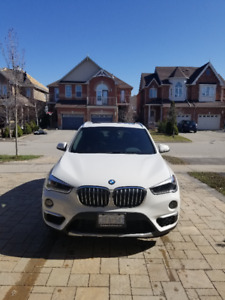 2017 BMW X1 SUV Lease Take-Over