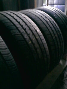 cheap used tires 4sale mud&snow lots of them