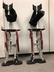 Lightly Used Drywall Stilts