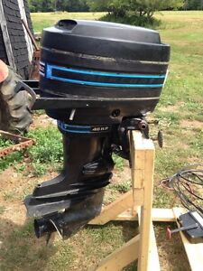 Mercury Outboard 40HP