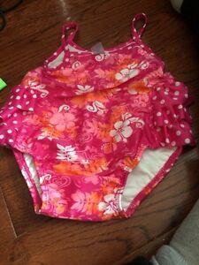 Size 12 mon bathing suit