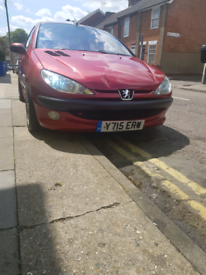 Used Peugeot 206 for Sale in Suffolk | Gumtree