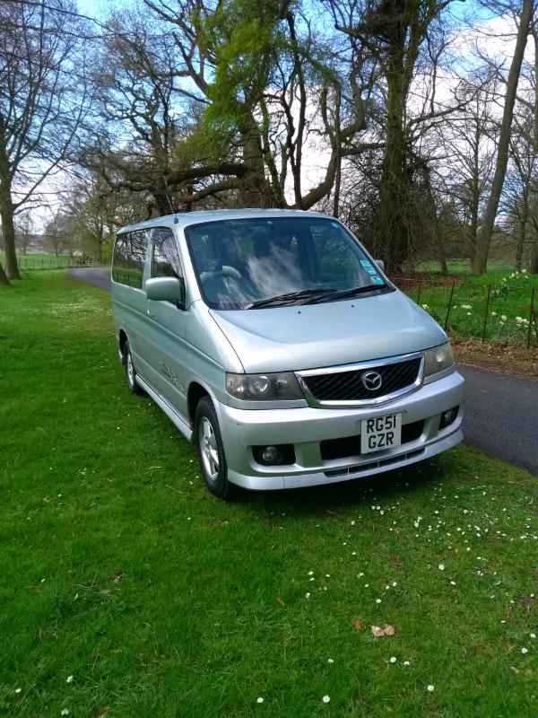 Mazda bongo friendee areo 2001 2.5 V6 mot | in Hitchin ...