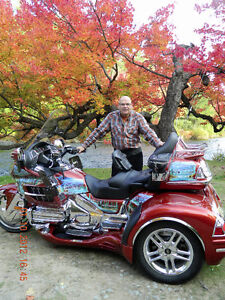 California Sidecar Honda Trike 2007 Showroom Quality!