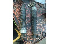Gilera runner vx rear shockers