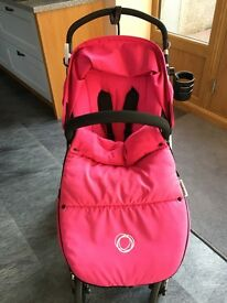 Bugaboo Cameleon 2 pram pushchair set