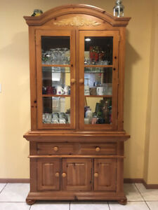 Beautiful antique armoire/wardrobe