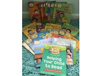 Oxford Reading Tree series 1-3 first reading books Biff Chip & Kipper