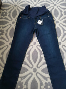 Brand new maternity jeans from the Gap
