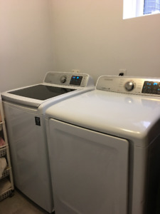 Samsung Washer & Dryer For Sale
