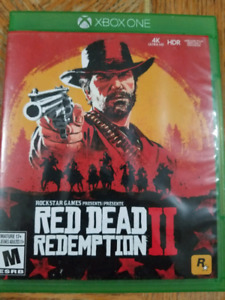 Red Dead Redemption 2 - Xbox 1