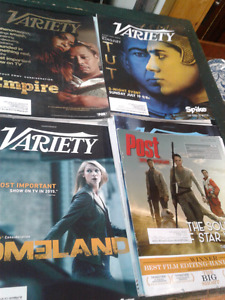 Entertainment  Industry Magazines