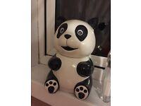 Glass Panda box