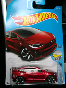 New Hotwheels Tesla model x combo for sell