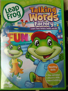 Leapfrog educational DVDs more available