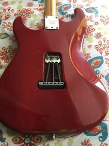 Fender American Deluxe Stratocaster Kitchener / Waterloo Kitchener Area image 2