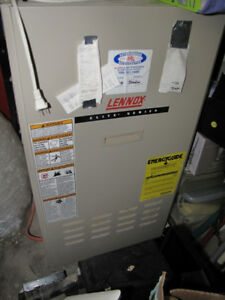 Lennox Elite Series Oil Furnace