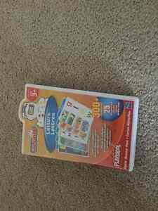 Refill pack letters for Alphie learning robot