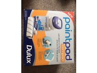 PaintPod compact top paint roll