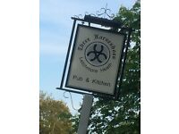 STRONG CHEF(s) REQUIRED for country pub with BIG PLANS...