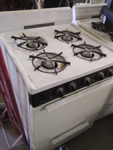 Gas stove 24 inch, good for cabin