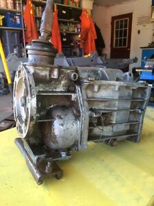 Jeep CJ T5 Transmission