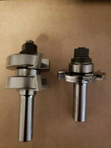 Freud Router bits