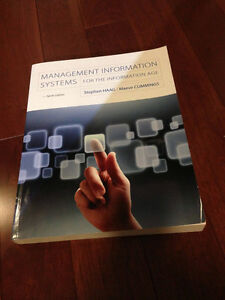 U of A business books: MIS Management Information Systems