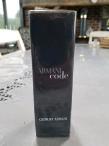 Armany code aftershave balm