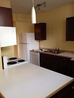 Available immediately: 2 bedroom basement suite