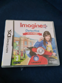 Imagine detectives adventures DS