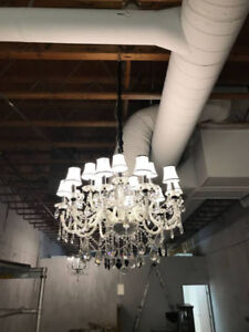 Beautiful High End Crystal Chandeliers