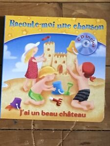 French Board Read Along Book