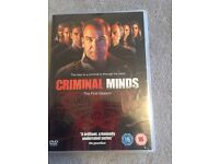 Criminal minds box set
