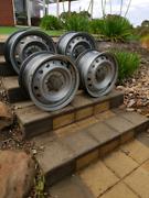 Ford ranger steel wheels Hewett Barossa Area Preview